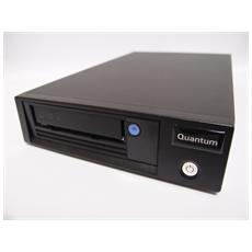 LTO-6 Half Height Model C, LTO, 250000h, 512 MB, 540 MB / s, Nero, 23,7W