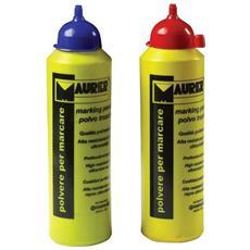 Polvere per Tracciatore colore Blu Gr. 400 Maurer