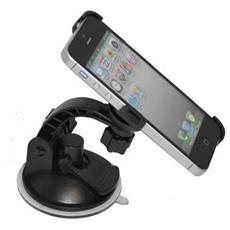 Supporto Auto A Ventosa Per Apple Iphone 5 - 5s