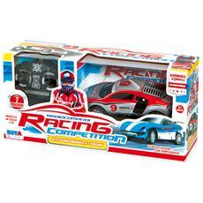 Auto Grigia Radiocomando Racing Competition Scala 1:24