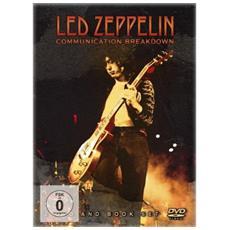 Led Zeppelin - Communication Breakdown (Dvd+Book)
