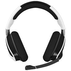 Cuffie Wireless con Microfono senza Filo Void Pro Rgb Colore Bianco