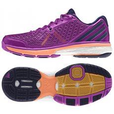 Energy Boost Volley W Fucsia/arancione Fluo - Scarpe Donna Uk 5,5