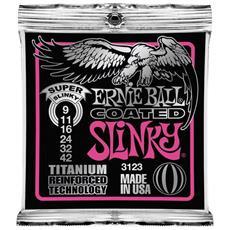 3123 Rps Coated Titanium Super Slinky 9-42