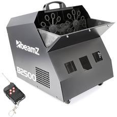 Doppio 100w Macchina Bolle Con Telecomando Senza Fili - Beamz B2500