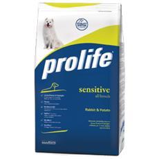 Cibo per Cani Sensitive Coniglio & Patate 12 kg