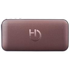HARUM Stereo portable speaker 10W Rettangolo Rosa