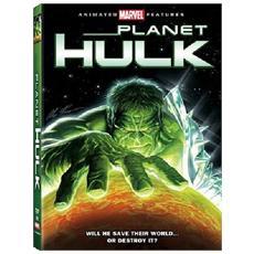 Dvd Planet Hulk