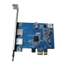 Scheda di Espansione Pci-Express con 2 Porte USB 3.0