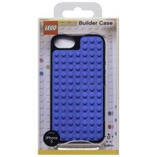 Cover Lego per iPhone 5 - Colore Nero / Blu