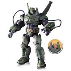 Dc Comics Sup Vill Armor Lex Luthor Dlx Action Figure