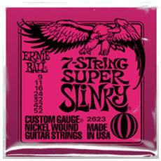 2623 Nickel Wound Super Slinky 9-52