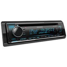 Sintolettore CD KDC-220UI con USB e AUX Frontali e Colorazione Variabile