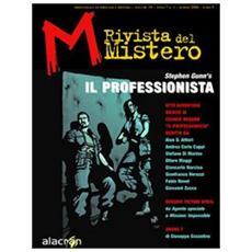 M. Rivista del mistero. Il professionista