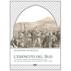L'esercito del Sud. Autodifesa armata del Mezzogiorno d'Italia nel secolo della svolta. Il ventennio 1630-1650