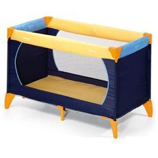 Lettino Dream'Play Giallo-Blu
