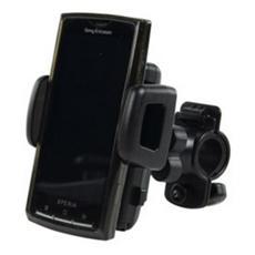 Kit di fissaggio per cellulare, smarphone per bici / moto