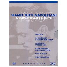 Eduardo De Filippo - Siamo Tutti Napoletani #02 (6 Dvd)