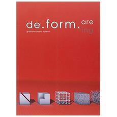 De. form. are. Ediz. multilingue