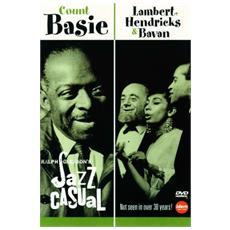 Basie Count & Lambert, Hendricks, Bavan - Jazz Casual