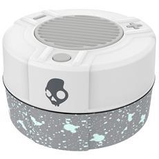Speaker Audio Portatile Soudmine Bluetooth colore Grigio