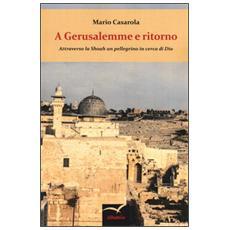 A Gerusalemme e ritorno. Attraverso la Shoah un pellegrino in cerca di Dio