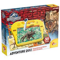 51168 - Jurassick World Quiz Superdesk