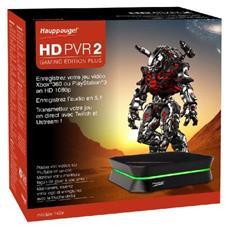 Cabinet d'acquisizione HD PVR 2 Game Edition Plus Compatibile con PC e Mac Compatibile con Xbox One e PS4