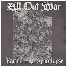 """All Out War - Hymns Of The Apocalypse (7"""")"""