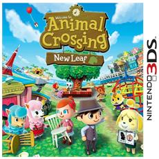 N3DS - Animal Crossing NL+Welcome Amiibo Card