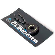 Clingers Tungsten Medium Unica Nero