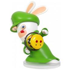 Figurina Rabbid Luigi Altezza 8 cm