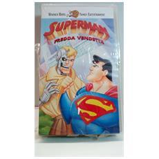 """Videocassetta Vhs - Superman """"fredda Vendetta"""""""