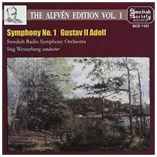 Alfven, H. - Sinfonie 1 / Gustav Ii Adol