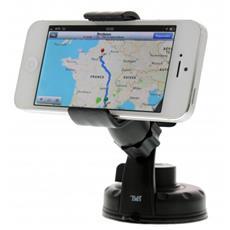 CARHOLD1, GPS, Telefono cellulare / smartphone, PDA, Auto, Nero, 360, 13,97 cm