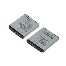 MBD1055, Ioni di Litio, Fotocamera, Nero, - Fuji FINEPIX: F100fd, F200EXR, F300EXR, F305EXR, F500EXR, F50fd, F550EXR, F60fd, F70EXR, F75EXR, F