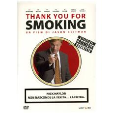 Dvd Thank You For Smoking