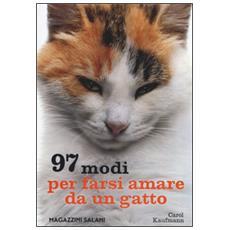 97 modi per farsi amare da un gatto