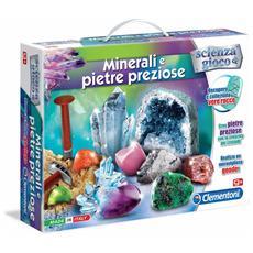 Scienza e Gioco Minerali e Pietre Preziose