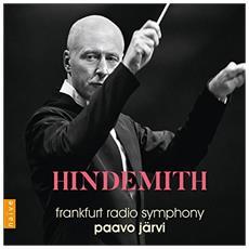 Frankfurt Radio Symphony / Paav - The Late Quartets Paul Hindemi