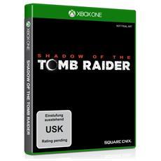XONE - Shadow of the Tomb Raider - Day one: 14/09/18