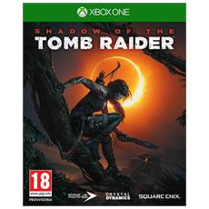 SQUARE ENIX - XONE - Shadow of the Tomb Raider - Day one 14...