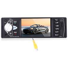 4022d 4,1 Pollici Auto Mp5 Lettore Bluetooth Tft Stereo Audio Fm Funzione Telecomando