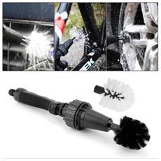 Spazzola Rotante Per Lavaggio Auto Moto Bici Finestre Per Pulizia Idropulitrice