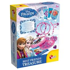 Frozen Best Friends Treasure