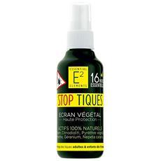 Spray Anti-zecche Bio Schermo Alta Protezione Ai 16 Oli Essenziali (adulti & Bambini)