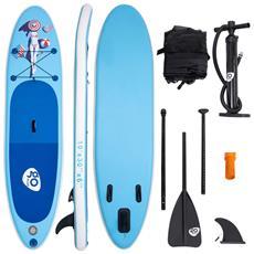 Tavola Da Surf Gonfiabile Stand Up Board Set