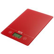 KV 117 SLIM red, LCD, Rosso, 140 x 194 x 14 mm, 330g, 3V, Vetro