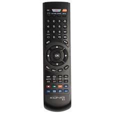 KN-SMARTPRO40, IR Wireless, Nero, DTC, DTT, DTV, DVD / Blu-ray, DVDR-HDD, DVR, PC, TV, Set-top box TV, Pulsanti, AAA, 300 x 100 x 285 mm