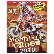 DVD MONDIALE CROSS 2010 MX1 (es. IVA)